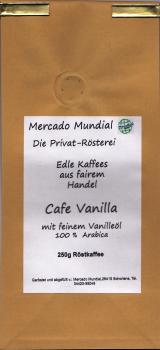 Café Vanilla  250g  € 7,20