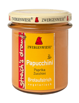 Papucchini - Paprika-Zucchini Brotaufstrich von Zwergenwiese